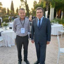 Συμμετοχή της Περιφέρειας Δυτικής Μακεδονίας στο 8ο Συνέδριο Περιφερειακής Ανάπτυξης που πραγματοποιήθηκε στην Πάτρα στις 2-4 Ιουλίου 2020