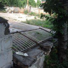 kozan.gr: Ανησυχία σε κατοίκους στο Δρυόβουνο Βοΐου μετά την επιδρομή αρκούδας σε τυροκομείο και σπίτι του χωριού – Ξήλωσε κάγκελα και πόρτα από το σπίτι (Φωτογραφίες)