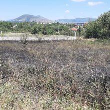 "kozan.gr: Άμεση επέμβαση της Πυροσβεστικής στην περιοχή ""Τσαϊπούνης"" στην Κοζάνη  αποσόβησε τον κίνδυνο επέκταση της πυρκαγιάς που ξέσπασε λίγο νωρίτερα – Κάηκαν περίπου 2 στρέμματα ξερά χόρτα (Φωτογραφίες)"
