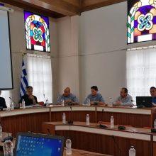 Στην Σιάτιστα στην αίθουσα συνεδριάσεων του Δημοτικού Συμβουλίου Βοΐου πραγματοποιήθηκε συνάντηση στο πλαίσιο της διαβούλευσης για τον σχεδιασμό της νέας προγραμματικής περιόδου.