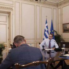 Έλεγχοι παντού! Τα μέτρα που αποφασίστηκαν στην έκτακτη σύσκεψη για τον κορωνοϊό υπό τον πρωθυπουργό