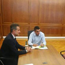 Στάθης Κωνσταντινίδης, Βουλευτής Ν. Κοζάνης: «Θετικό το κλίμα για επενδύσεις στον τόπο μας»