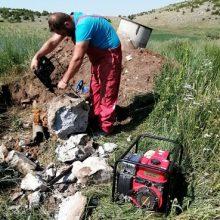 Αρδευτικό δίκτυο Πολυμύλου: Ολοκληρώνονται οι παρεμβάσεις του Δήμου Κοζάνης για τη στήριξη του πρωτογενή τομέα