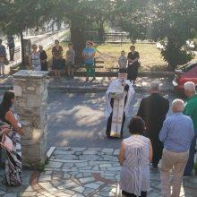 Αφίχθη στο Βελβεντό της Ιεράς Μητροπόλεως Σερβίων και Κοζάνης,  το ιερό λείψανο του Αγίου Διονυσίου εν Ολύμπω.  (του παπαδάσκαλου Κωνσταντίνου Ι. Κώστα)