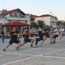 Λιβαδερό Δήμου Σερβίων: Αφιερωμένο στη μνήμη του εμπνευστή και δημιουργού του Γιώργου Τσιώνα, ήταν το 5ο Φεστιβάλ Αρχαίου και Παραδοσιακού Παιχνιδιού (Φωτογραφίες – Βίντεο 10΄)