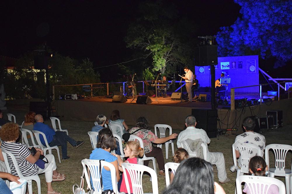 Με απόλυτη επιτυχία πραγματοποιήθηκε το βράδυ της Δευτέρας 3/8, στην Αιανή, η εκδήλωση της Εφορείας Αρχαιοτήτων Κοζάνης για την αυγουστιάτικη πανσέληνο (Φωτογραφίες)