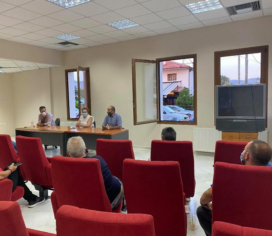 Δήμος Κοζάνης: Η αξιοποίηση των συγκριτικών πλεονεκτημάτων της περιοχής εργαλείο για τη μετάβαση στη μετά λιγνίτη εποχή