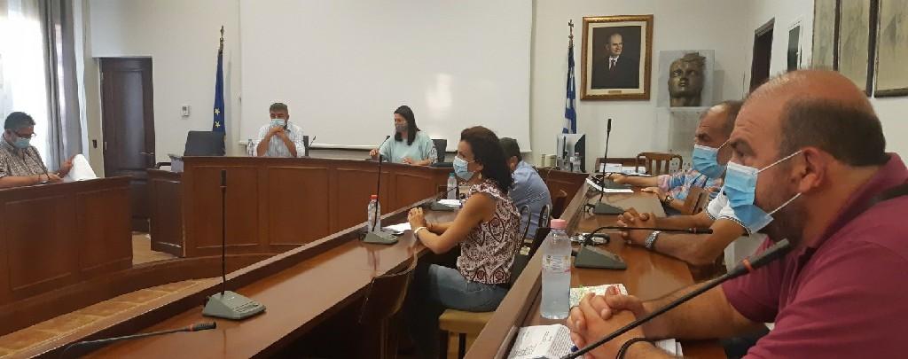 Δημοτικό Συμβούλιο Γρεβενών: Δεν θα πραγματοποιηθεί η φετινή εμποροπανήγυρη του Οκτωβρίου λόγω της νέας έξαρσης του κορωνοϊού