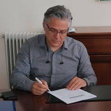Στην υπογραφή τριών συμβάσεων έργων ενεργειακής αναβάθμισης συνολικού  αρχικού προϋπολογισμού 1.300.000,00€ περίπου, προχώρησε σήμερα ο Δήμαρχος Βοΐου Χρήστος Ζευκλής