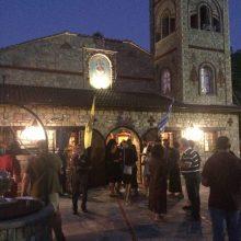 Το μυστήριο του ευχελαίου τελέσθηκε, το απόγευμα της Κυριακής 9/8, στον ιερό ναό Αγίου Δημητρίου Ανθοχωρίου Τσοτυλίου (Φωτογραφίες)