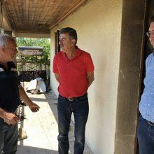 Ο Δήμος Γρεβενών στο πλευρό του συμπολίτη μας που έχασε το σπίτι του από πυρκαγιά λόγω κεραυνού