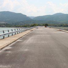 Ολοκληρώνονται οι εργασίες συντήρησης της γέφυρας Ρυμνίου – Πότε θα παραδοθεί σε κυκλοφορία των οχημάτων;