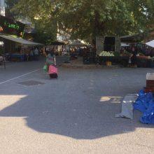 "kozan.gr: ""Έπεσε"" το πρώτο πρόστιμο (150 ευρώ), σε πωλητή, για τη μη χρήση μάσκας, κατά τη διάρκεια της διεξαγωγής της σημερινής λαϊκής αγοράς της Κοζάνης"