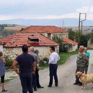 Ζ. Τζηκαλάγιας: Αποτίμηση ζημιών – προτάσεις μετά την πρωτοφανή χαλαζόπτωση σε Πτελέα  – Προτείνεται η εφ'άπαξ χορήγηση ποσού τουλάχιστον 5.000€ για κάθε σπίτι.