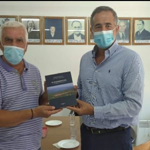 Επίσκεψη του Βουλευτή ΠΕ Κοζάνης Στάθη Κωνσταντινίδη στο Παλατανόρευμα του Δήμου Σερβίων
