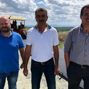 Δήμος Γρεβενών: Ξεκίνησε η ασφαλτόστρωση του Δρόμου από Άγιο Γεώργιο μέχρι Μικρό Σειρήνι μέσω Ελευθέρου