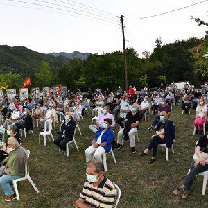 KKE: Εκδήλωση για τη διάσωση των παιδιών από τον ΔΣΕ και τη συμβολή των σοσιαλιστικών χωρών,πραγματοποιήθηκε το διήμερο εκδηλώσεων στον Γράμμο