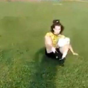 "kozan.gr: Σέρβια Κοζάνης: Όταν η 17χρονη Αντιγόνη Παπαδοπούλου ""μαγεύει"" με τη δεξιοτεχνία της στο ποδόσφαιρο (Βίντεο)"