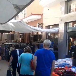 kozan.gr: Όλοι με μάσκες στη λαϊκή αγορά της Πτολεμαίδας, σήμερα Τετάρτη 26/8 – Υποδειγματική εικόνα, σε ό,τι αφορά την τήρηση των μέτρων ( Βίντεο)