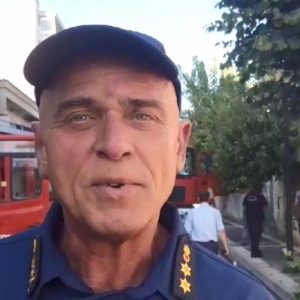 kozan.gr: Δήλωση διοικητή Πυροσβεστικής Υπηρεσίας Πτολεμαίδας Χ. Σπυρίδη για τη φωτιά σε αποθηκευτικό χώρο cafe – bar στην Πτολεμαίδα (Βίντεο)