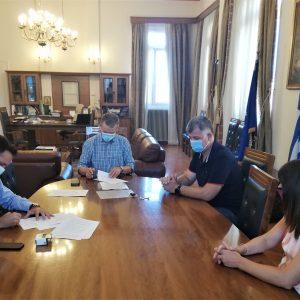Αναβαθμίζονται οι αθλητικές εγκαταστάσεις του Δήμου Κοζάνης – Παρεμβάσεις στην πόλη και τις Κοινότητες