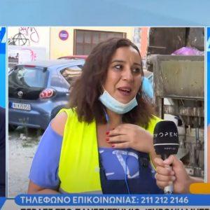 Η 47χρονη μητέρα 3 παιδιών που έδωσε πανελλήνιες και κατάφερε να περάσει στο Πανεπιστήμιο στο τμήμα Διεθνών και Ευρωπαϊκών Σπουδών στην Κοζάνη