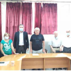 Δελτίο τύπου του Βουλευτή Π.Ε. Κοζάνης Στάθη Κωνσταντινίδη, για τη συνάντησή του με τη Συντονιστική Επιτροπή Αγώνα Συνταξιουχικών Οργανώσεων Νομού Κοζάνης
