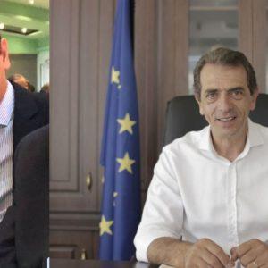 """kozan.gr: Bόιο: Κοσμίδης σε Μαγιάγκα, για τα έργα της Δημοτικής Αρχής στη Νεάπολη: """"Έμαθες από τον Δήμαρχο. Πρώτα να λες ώπα και μετά να ρίχνεσαι"""""""