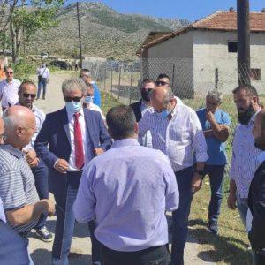 kozan.gr: Οι κάτοικοι της Ακρινής εξηγούν στον Υπουργό Ενέργειας Κ. Χατζηδάκη γιατί το χωριό έχει φτάσει στο αδιέξοδο και πρέπει να μεταγκατασταθεί – Τι τους είπε ο Υπουργός(Βίντεο)