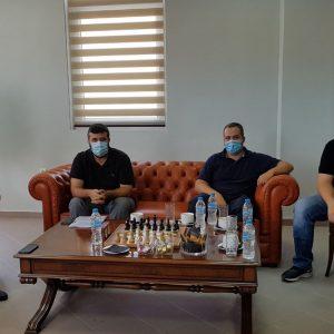 Συνάντηση της νεολαίας ΣΥΡΙΖΑ με τον Πρύτανη του πανεπιστημίου Δυτικής Μακεδονίας