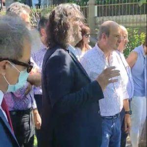 kozan.gr: Ο Δήμαρχος Σερβίων Χ. Ελευθερίου & ο Περιφερειάρχης Δ. Μακεδονίας Γ. Κασαπίδης εξήγησαν στον Υπουργό Κ. Χατζηδάκη τις αναπτυξιακές  δυνατότητες της Λίμνης Πολυφύτου (Βίντεο)