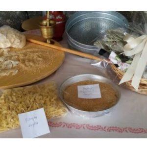 """Όταν οι γυναίκες στο χωριό κρατούν τις παραδόσεις – Ο Σ.Γ. Φούφα """"Αγία Παρασκευή"""" μας παρουσιάζει την παρασκευή τραχανά και πέτουρων (Γράφει η Μαρία Κοτζακόλιου – agrovoice.gr)"""