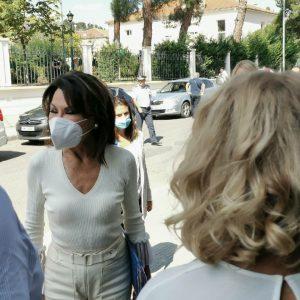 kozan.gr: Εντυπωσιασμένη με τη Δημοτική Βιβλιοθήκη Κοζάνης η Γιάννα Αγγελοπούλου-Δασκαλάκη (Βίντεο & Φωτογραφίες)