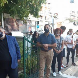 kozan.gr:  Πραγματοποιήθηκε το απόγευμα της Τετάρτης 16 Σεπτεμβρίου, η τελετή έναρξης της Ευρωπαϊκής Εβδομάδας Κινητικότητας του Δήμου Εορδαίας  (Βίντεο & Φωτογραφίες)