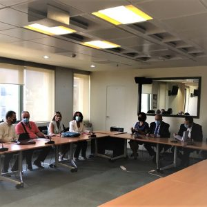 Συνάντηση τοπικών φορέων με Κ. Χατζηδάκη για τη λειτουργία του λιγνιτωρυχείου Προσηλίου – Πολυρράχου