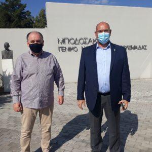 Πτολεμαΐδα: Τα εύσημα στο Μποδοσάκειο από τον Πρόεδρο του ΕΚΑΒ – Νέες προσλήψεις στο ΕΚΑΒ