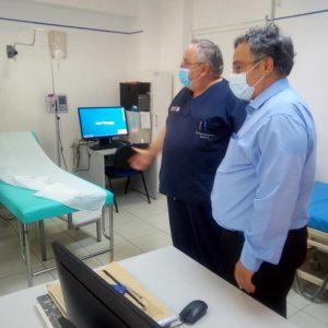 Σε λειτουργία από σήμερα το νέο καρδιο-ογκολογικό ιατρείο στο Μαμάτσειο νοσοκομείο Κοζάνης (Φωτογραφίες)
