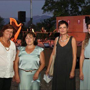 Με μεγάλη επιτυχία πραγματοποιήθηκε στον αύλειο χώρο του Αρχαιολογικού Μουσείου Αιανής, η δεύτερη προγραμματισμένη συναυλία της Κρατικής Ορχήστρας Θεσσαλονίκης (Φωτογραφίες)