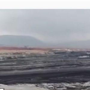 """kozan.gr: """"Πάγωσαν"""": Επισκέφτηκαν συγκεκριμένο σημείο σε Ορυχείο της ΔΕΗ και λίγο αργότερα αποχώρησαν"""