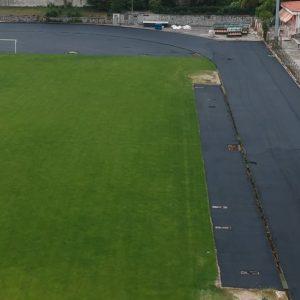 kozan.gr: Συνεχίζονται οι εργασίες προετοιμασίας εγκατάστασης του νέου ταρτάν του στίβου στο Δημοτικό Αθλητικό Κέντρου Κοζάνης (Βίντεο)