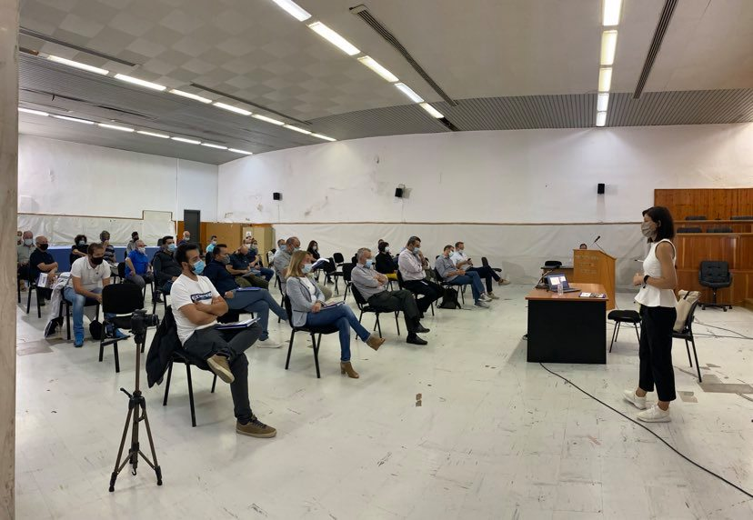 Με επιτυχία ολοκληρώθηκε η ενημερωτική ημερίδα του έργου ACCEL που πραγματοποιήθηκε από την Εταιρεία Τουρισμού Δυτικής Μακεδονίας (ΕΤΔΥΜΑ) στην Καστοριά