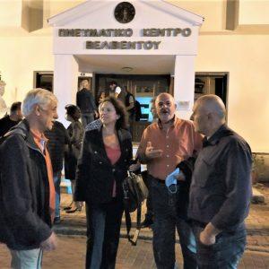 Καλλιόπη Βέττα: Στο Βελβεντό για τα μέτρα στήριξης των πληγέντων από την κακοκαιρία – Συνάντηση με το Εμπορικό και Βιομηχανικό Επιμελητήριο Κοζάνης»