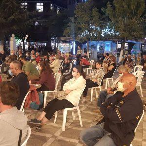 kozan.gr: Πτολεμαΐδα: Πραγματοποιήθηκε, το βράδυ της Τρίτης 22/9, στην κεντρική πλατεία, εκδήλωση-ομιλία με θέμα «Απολιγνιτοποίηση και καύση απορριμμάτων – Οι επιπτώσεις στην υγεία του λαού και στο περιβάλλον» (Βίντεο & Φωτογραφίες)