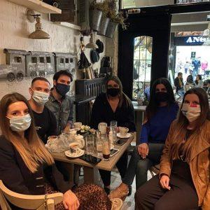 ΟΝΝΕΔ Εορδαίας: Συνάντηση με την Αντιπεριφερειάρχη Παιδείας & Πολιτισμού Όλγα Πουταχιδου