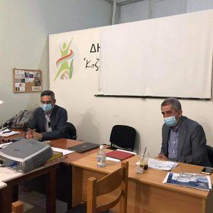 Δημοτική Κίνηση  'Κοζάνη-Τόπος να ζεις': Συνάντηση – συζήτηση για ενεργειακές κοινότητες