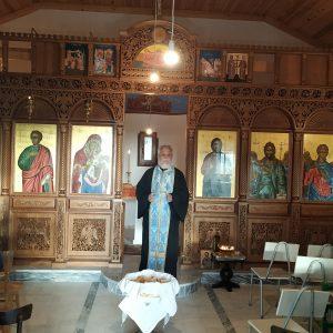 Πανηγύρισε λειτουργικά το Εξωκλήσι του Αγίου Θωμά στο Βελβεντό  της Ιεράς Μητροπόλεως Σερβίων και Κοζάνης (του παπαδάσκαλου Κωνσταντίνου Ι. Κώστα)