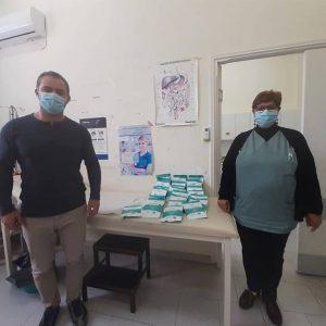 Τα Κέντρα Υγείας του Τσοτυλίου και της Σιάτιστας επισκέφθηκε σήμερα ο Αντιπεριφερειάρχης Κοινωνικής Ανάπτυξης και Μέριμνας Ηλίας Τοπαλιδης
