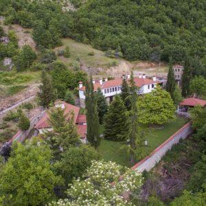 Ηλεκτροδότηση στο Μοναστήρι της Αγίας Παρασκευής Ναμάτων μετά από παρέμβαση της Περιφέρειας Δυτικής Μακεδονίας