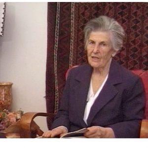 Έφυγε από τη ζωή σε ηλικία 102 ετών η Μαριέττα Παλαμήδους, η προσωποποίηση της κοινωνικής προσφοράς στα χωριά των Καμβουνίων τη δεκαετία του 1950