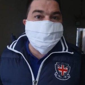 kozan.gr: Έκτακτη σύσκεψη στο δημαρχείο Κοζάνης για τον κορωνοϊό:  Να διεξαχθούν από κλιμάκιο του ΕΟΔΥ τυχαίοι δειγματοληπτικοί έλεγχοι στον πληθυσμό, όπως στις πλατείες κι αλλού, να αυξηθούν οι έλεγχοι από δημοτική αστυνομία κι αστυνομία, ενώ θα ενισχυθεί ακόμη περισσότερο η ενημέρωση για τα μέτρα προστασίας  –  Όλα όσα συζητηθήκαν και προτάθηκαν – Οι  δηλώσεις του εντεταλμένου συμβούλου του Δήμου Κοζάνης σε θέματα υγείας Αναστάσιο Σιδηρά (Βίντεο)